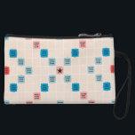 """Scrabble Vintage Gameboard Wristlet Wallet<br><div class=""""desc"""">Scrabble</div>"""