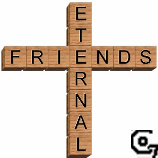 Scrable - Eternal Friends shirt