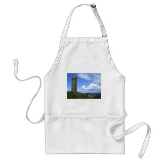 Scrabo Tower, Northern Ireland Adult Apron