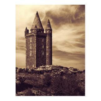 Scrabo Tower Postcard