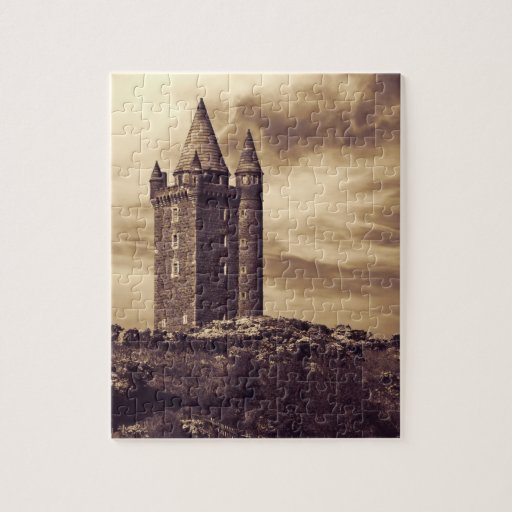 Scrabo Tower Puzzles