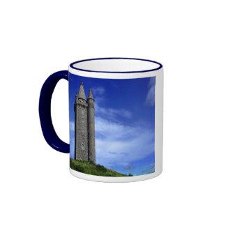 Scrabo Tower Ringer Mug