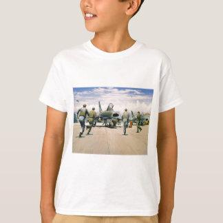 Scramble at Phan Rang by William S. Phillips T-Shirt