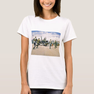 Scramble at Phan Rang by William S. Phillips T-Shirt