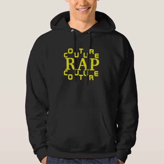 Scramble Rap Couture Sweater