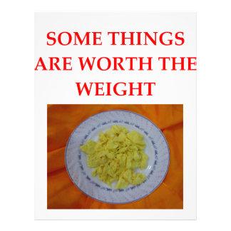 scrambled eggs letterhead