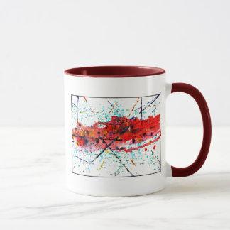 Scrambled Paint Part Deux Mug