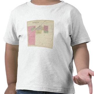 Scranton, el condado de Osage, Kansas Camiseta