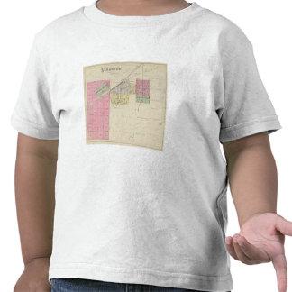 Scranton el condado de Osage Kansas Camiseta