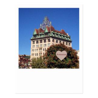 Scranton Electric Building-Scranton, PA Postcard