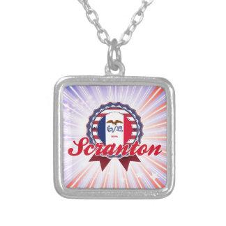 Scranton IA Custom Necklace