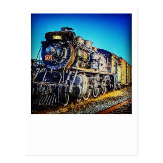 Scranton PA Postcard-Engine#47 Steamtown Park Postcard
