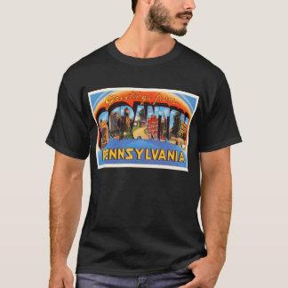 Scranton Pennsylvania PA Vintage Travel Souvenir T-Shirt