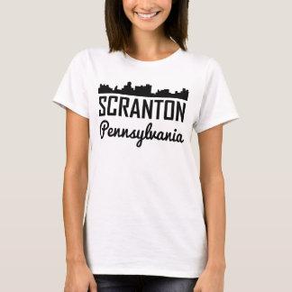 Scranton Pennsylvania Skyline T-Shirt