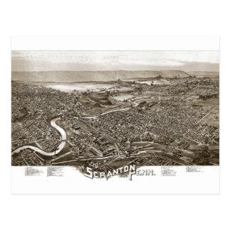 Scranton Postcard