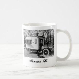 Scranton Red Cross Canteen Truck, Scranton Pa. Mug