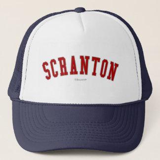 Scranton Trucker Hat