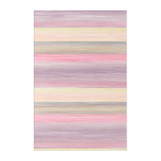scrap book pastel colors style design acrylic print