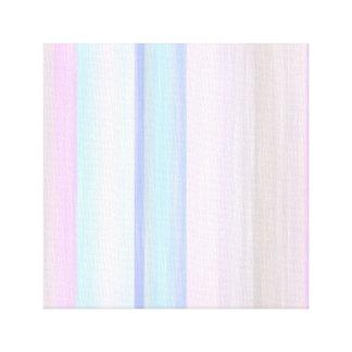 scrap book pastel colors style design canvas print