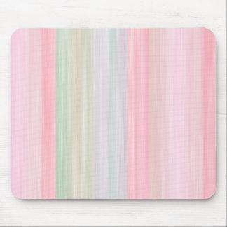 scrap book pastel colors style design mouse pad