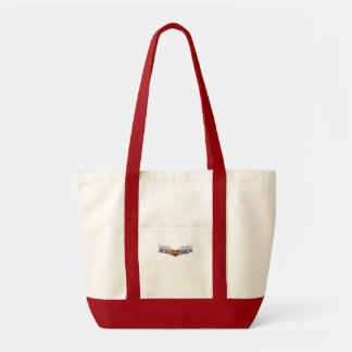 Scrap Force Red Handled Tote