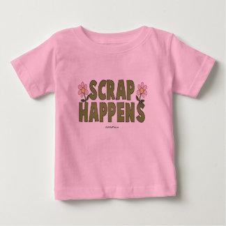 Scrap Happens T-shirts