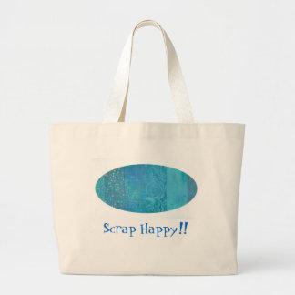 Scrap Happy Quilter's Tote