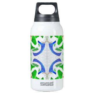 SCRAP HAPPY 10 OZ INSULATED SIGG THERMOS WATER BOTTLE