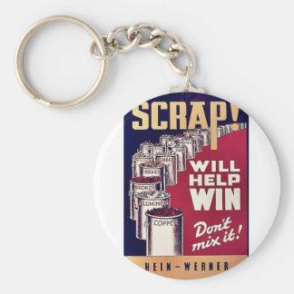 Scrap! Keychain