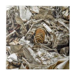 Junk Car Ceramic Tiles Zazzle - Ceramic tile scraps