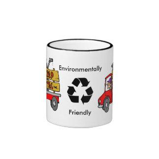 Scrap Metal Collector Mug