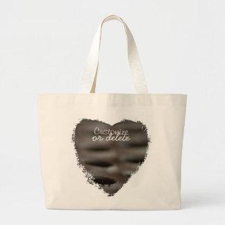 Scrap Metal; Customizable Large Tote Bag