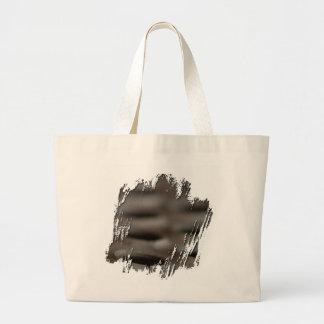 Scrap Metal Large Tote Bag