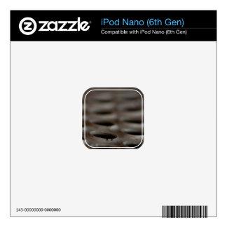 Scrap Metal Decal For iPod Nano