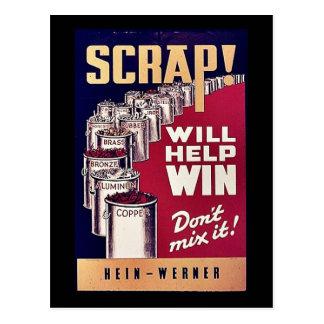 Scrap! Postcard