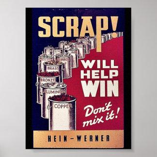 Scrap! Posters