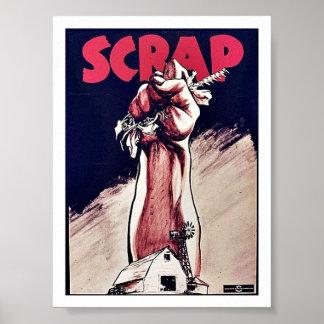 Scrap Print