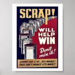 Scrap Posters