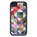 Scrap Quilt iPhone 5/5S Case