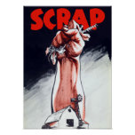 Scrap -- WWII Posters