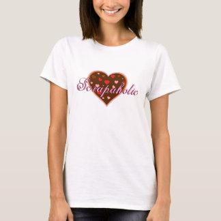 Scrapaholic T T-Shirt