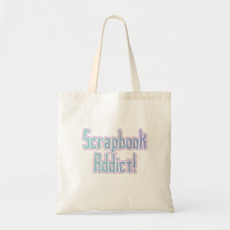 Scrapbook Addict Tshirts and Gifts Bags