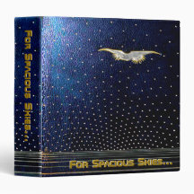 Scrapbook Album - Patriot Binder