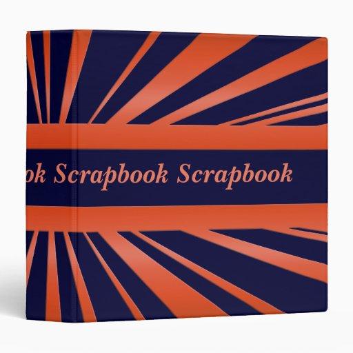 Scrapbook Binder