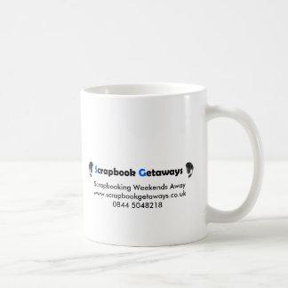 Scrapbook Getaways Mug
