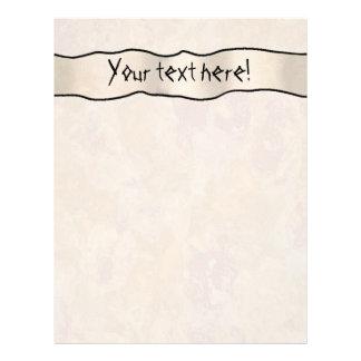 Scrapbook Layout Pages - Lace - 005 Letterhead