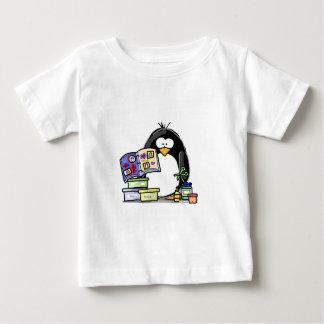 Scrapbook Penguin Tshirt