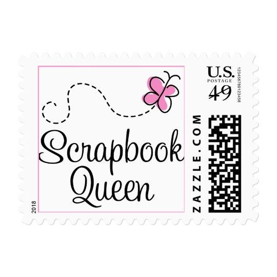Scrapbook Queen Gift Postage