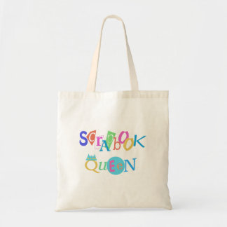 Scrapbook Queen T-shirts and Gifts Tote Bag