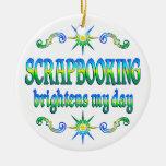 Scrapbooking aclara ornamente de reyes